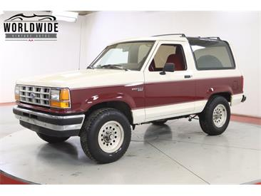 1989 Ford Bronco (CC-1432922) for sale in Denver , Colorado