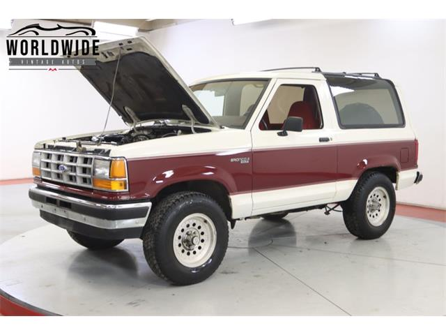 1989 Ford Bronco (CC-1432922) for sale in Denver , Colorado