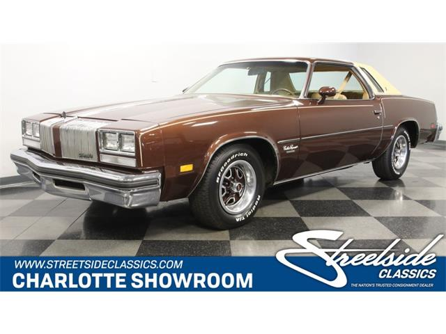 1977 Oldsmobile Cutlass (CC-1432930) for sale in Concord, North Carolina