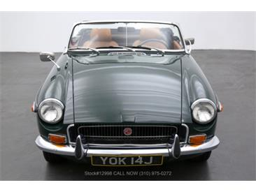 1971 MG MGB (CC-1432959) for sale in Beverly Hills, California