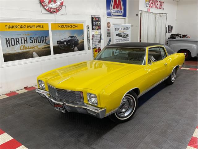 1971 Chevrolet Monte Carlo (CC-1432965) for sale in Mundelein, Illinois