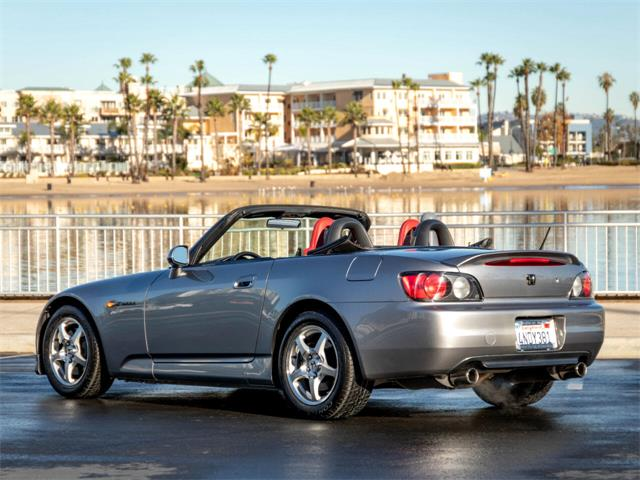 2000 Honda S2000 (CC-1432981) for sale in Marina Del Rey, California