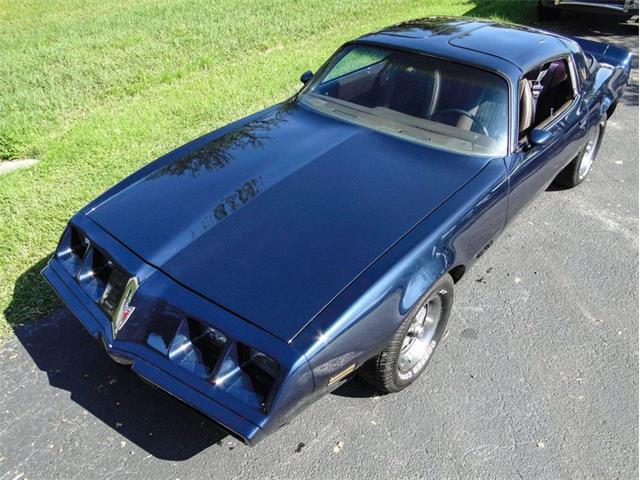 1981 Pontiac Firebird (CC-1432985) for sale in Palmetto, Florida