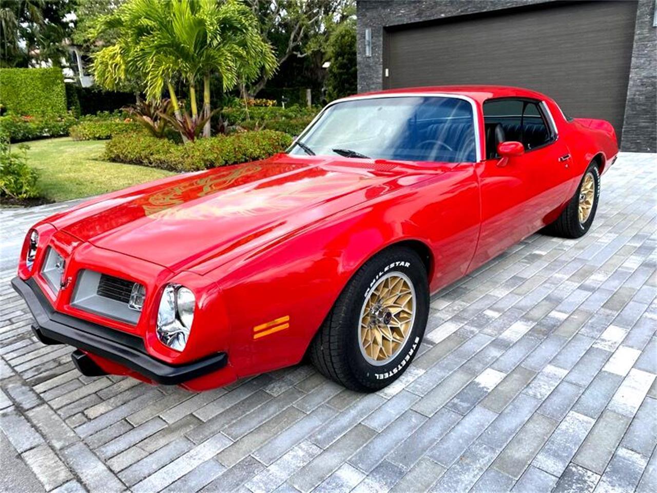 1975 Pontiac Firebird (CC-1432993) for sale in Delray Beach, Florida