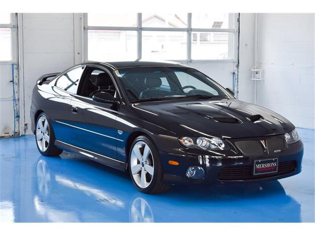 2005 Pontiac GTO (CC-1432995) for sale in Springfield, Ohio