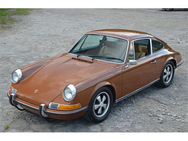 1972 Porsche 911 (CC-1432996) for sale in Lebanon, Tennessee