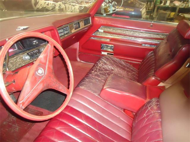 1971 Cadillac Eldorado (CC-1433000) for sale in Jackson, Michigan