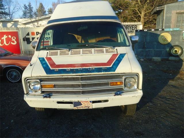 1976 Dodge Ram Van (CC-1433002) for sale in Jackson, Michigan