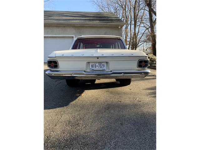 1963 Plymouth Savoy (CC-1433003) for sale in Garrison, New York