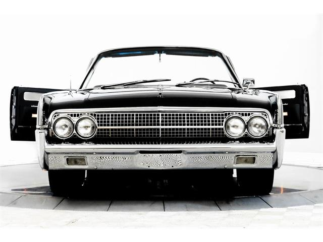 1963 Lincoln Continental (CC-1433012) for sale in Carrollton, Texas