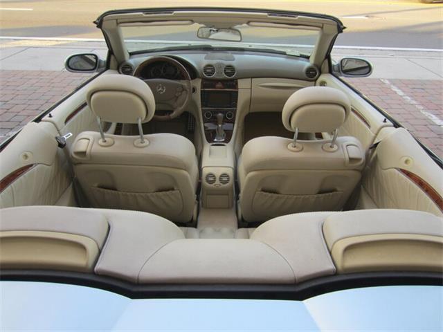 2007 Mercedes-Benz CLK-Class (CC-1433015) for sale in Delray Beach, Florida