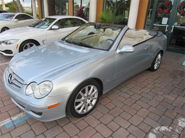 2007 Mercedes-Benz CLK-Class (CC-1433015) for sale in Delray Beach, Florida