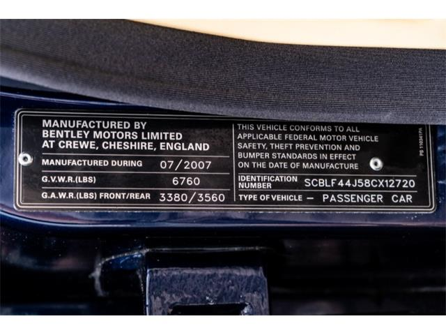 2008 Bentley Arnage (CC-1433035) for sale in North Miami , Florida