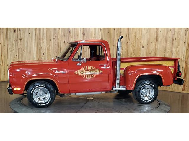 1979 Dodge Little Red Express (CC-1433045) for sale in Lebanon, Missouri
