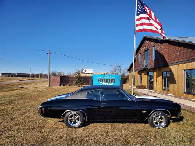 1970 Chevrolet Chevelle SS (CC-1433049) for sale in RICHMOND, Illinois