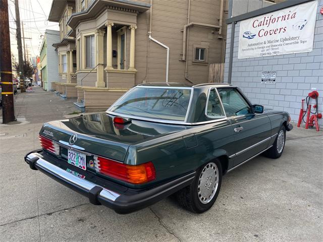 1987 Mercedes-Benz 560SL (CC-1433050) for sale in oakland, California
