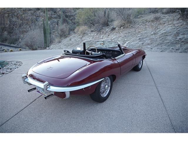 1969 Jaguar XKE II (CC-1433052) for sale in Tucson, Arizona