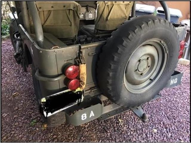 1948 Jeep CJ (CC-1433057) for sale in Millburn, New Jersey