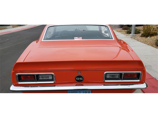 1968 Chevrolet Camaro SS (CC-1433064) for sale in Henderson, Nevada