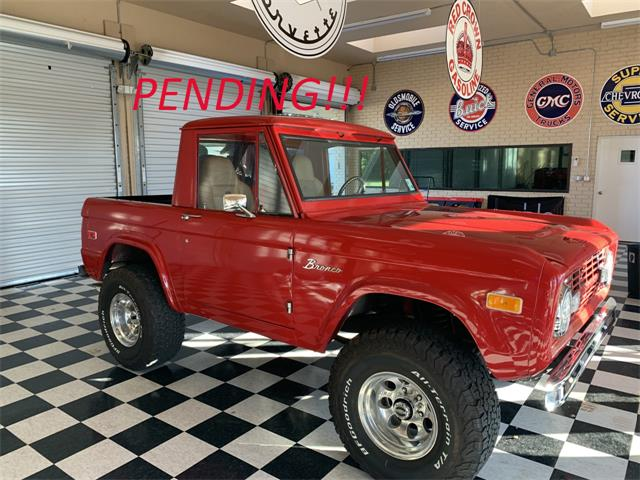 1970 Ford Bronco (CC-1433073) for sale in Dade City, Florida