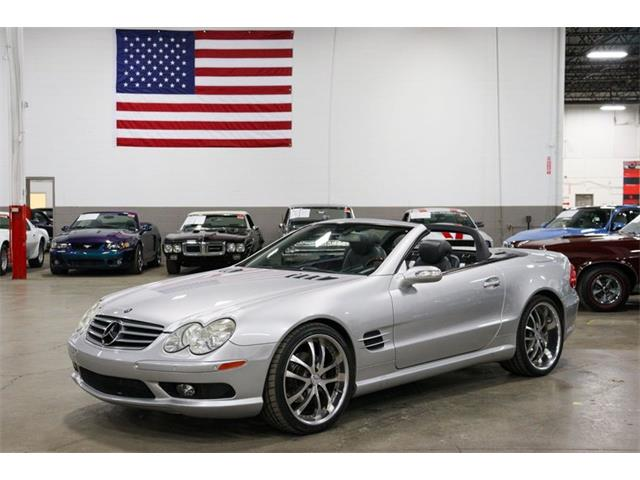 2005 Mercedes-Benz SL500 (CC-1433079) for sale in Kentwood, Michigan