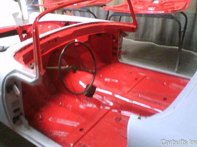 1955 Ford Thunderbird (CC-1430308) for sale in Concord, California