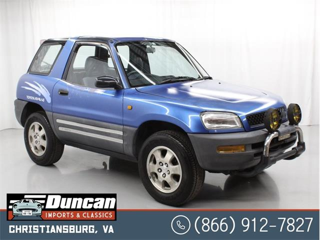 1994 Toyota Rav4 (CC-1433081) for sale in Christiansburg, Virginia