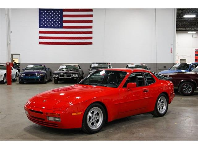 1986 Porsche 944 (CC-1433082) for sale in Kentwood, Michigan