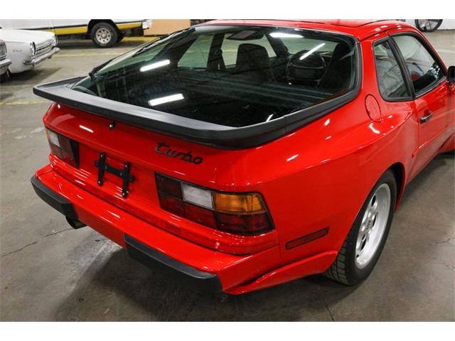 1986 Porsche 944 (CC-1433082) for sale in Kentwood, Michigan
