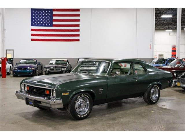 1974 Chevrolet Nova (CC-1433085) for sale in Kentwood, Michigan