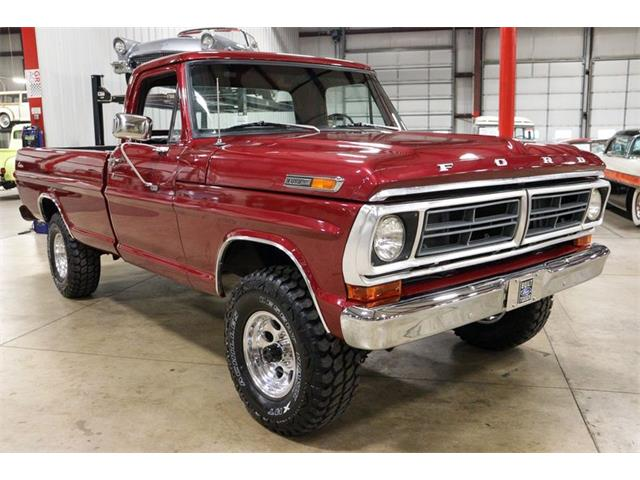 1972 Ford F100 (CC-1433092) for sale in Kentwood, Michigan