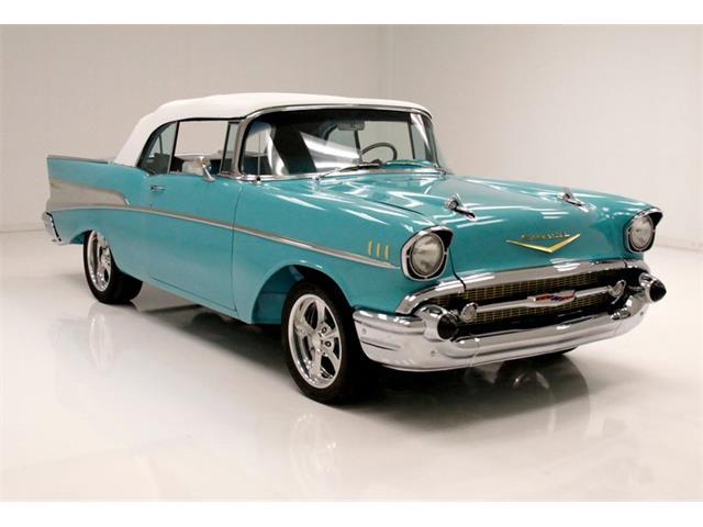 1957 Chevrolet Bel Air (CC-1433093) for sale in Morgantown, Pennsylvania