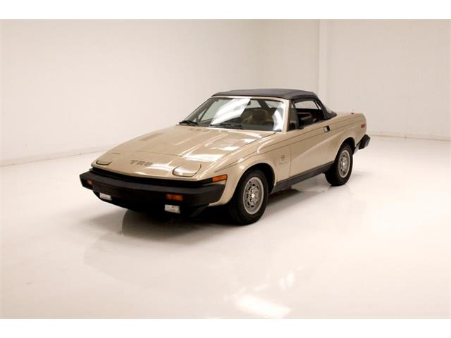 1980 Triumph TR8 (CC-1433097) for sale in Morgantown, Pennsylvania