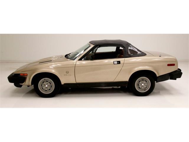 1980 Triumph TR8 (CC-1433097) for sale in Morgantown, Pennsylvania
