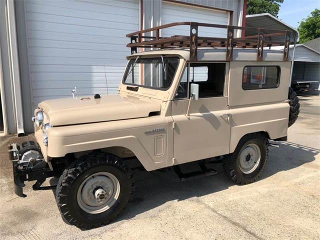 1965 Nissan Patrol (CC-1430031) for sale in Taylorsville, North Carolina