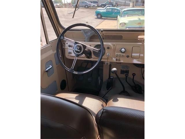 1965 Nissan Patrol (CC-1430031) for sale in Taylorsville, North Carolina