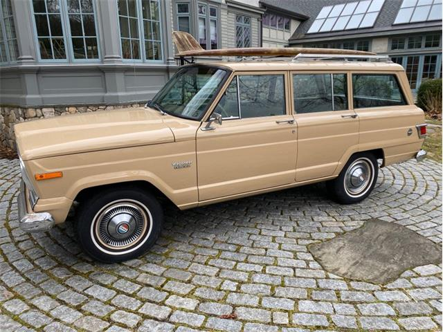 1976 Jeep Wagoneer (CC-1430310) for sale in Jacksonville, Florida