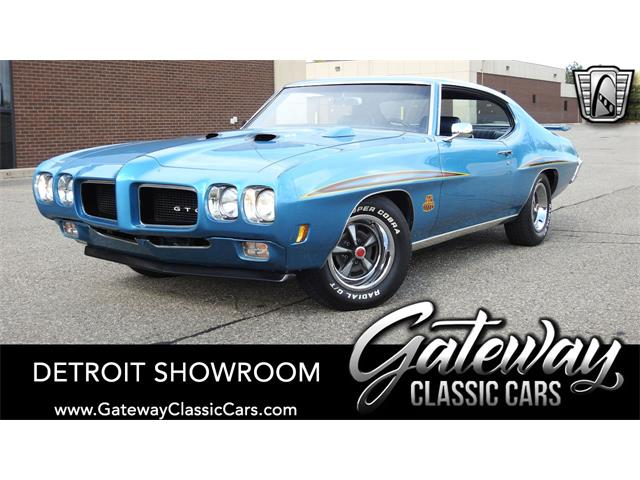 1970 Pontiac GTO (CC-1433110) for sale in O'Fallon, Illinois