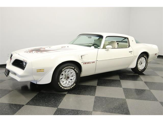 1977 Pontiac Firebird (CC-1433112) for sale in Lutz, Florida