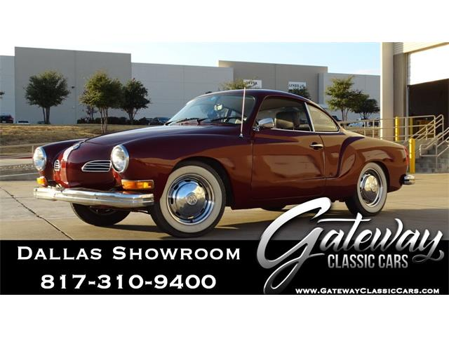 1974 Volkswagen Karmann Ghia (CC-1433118) for sale in O'Fallon, Illinois