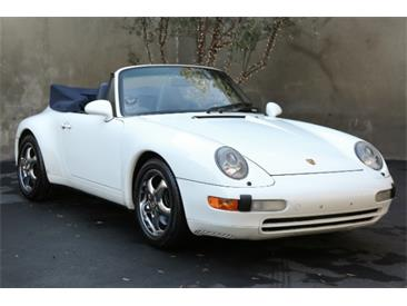 1995 Porsche 993 (CC-1433124) for sale in Beverly Hills, California