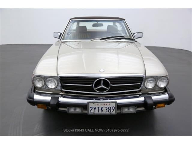 1989 Mercedes-Benz 560SL (CC-1433125) for sale in Beverly Hills, California