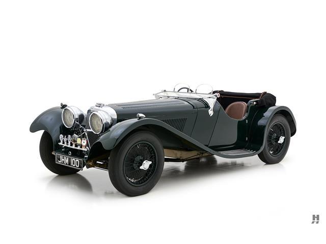 1937 Jaguar SS100 (CC-1433130) for sale in Saint Louis, Missouri