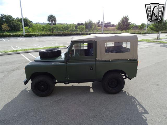 1972 Land Rover Santana (CC-1433131) for sale in O'Fallon, Illinois