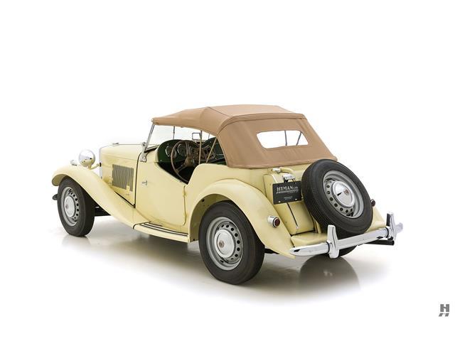 1953 MG TD (CC-1433133) for sale in Saint Louis, Missouri