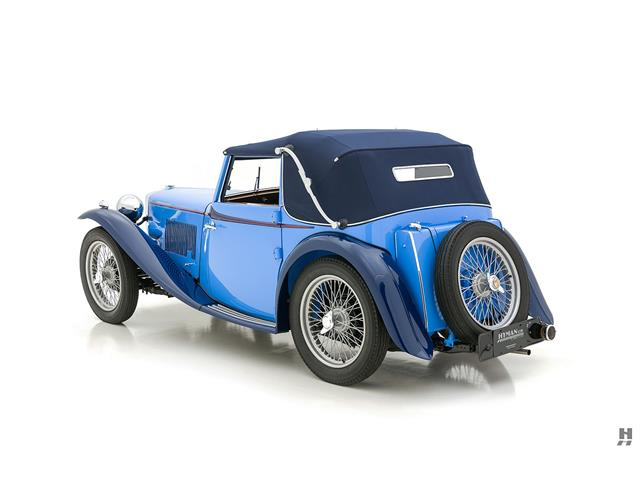1937 MG TA (CC-1433134) for sale in Saint Louis, Missouri