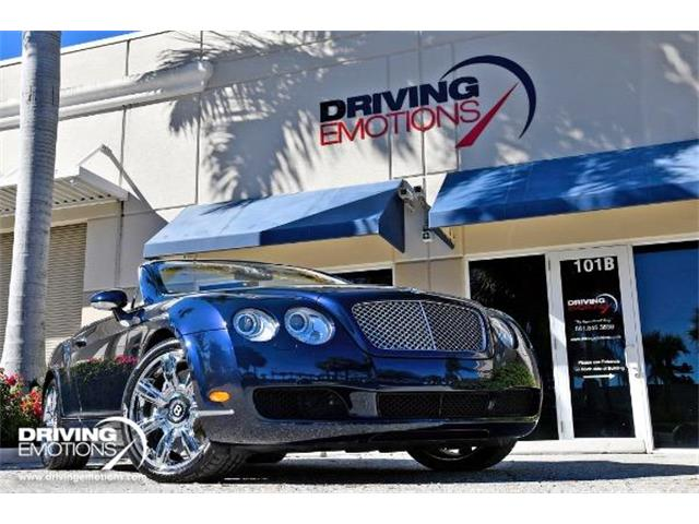 2008 Bentley Continental GTC (CC-1433137) for sale in West Palm Beach, Florida