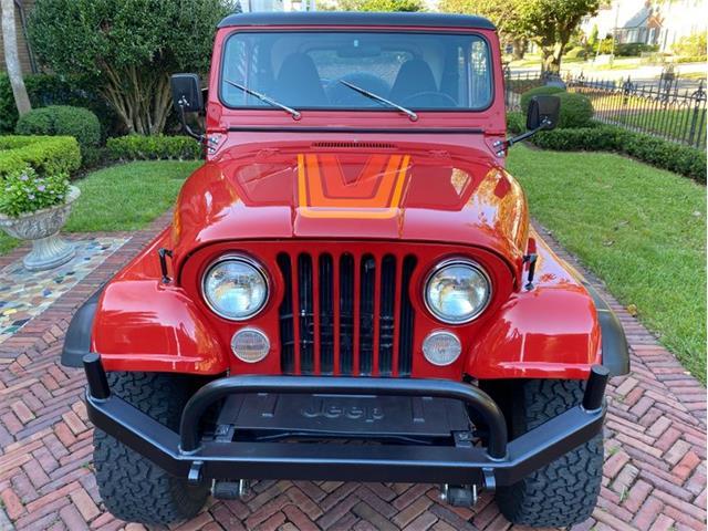1983 Jeep CJ (CC-1430314) for sale in Jacksonville, Florida