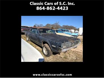1968 Mercury Cougar (CC-1433148) for sale in Gray Court, South Carolina