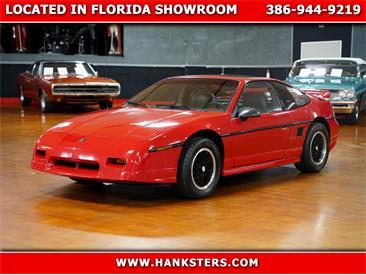 1988 Pontiac Fiero (CC-1433151) for sale in Homer City, Pennsylvania